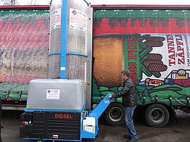 Stark Reinigungsgeräte GmbH - Bürstenwaschanlage