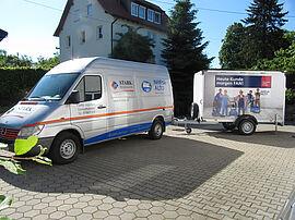 Stark Reinigungsgeräte GmbH - Werkstattwagen STARK