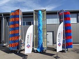 Stark Reinigungsgeräte GmbH - Mobile Waschanlage