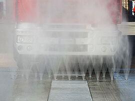 Stark Reinigungsgeräte GmbH - Hochdruck Unterbodenwäsche stationäre Wachanlage