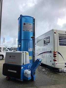 Stark Reinigungsgeräte GmbH - Waschanlage für Reisemobile