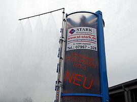 Stark Reinigungsgeräte GmbH - LKW Bus Dachwäsche