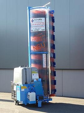 Stark Reinigungsgeräte GmbH - Truck Wash mobil
