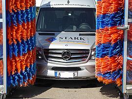 Stark Reinigungsgeräte GmbH - Stationäre Waschanlage