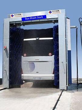 Stark Reinigungsgeräte GmbH - BUS Portalwaschanlage