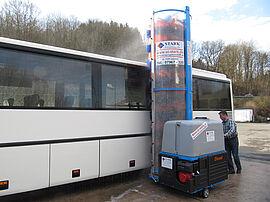 Stark Reinigungsgeräte GmbH - Mobile Waschanlage SBTW