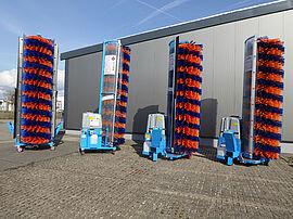 Stark Reinigungsgeräte GmbH - STARK Waschbürsten
