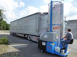 Stark Reinigungsgeräte GmbH - Bürstenwaschanlage mobil
