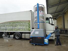 Stark Reinigungsgeräte GmbH - Schaumwäsche LKW Truck
