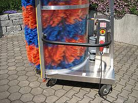 Stark Reinigungsgeräte GmbH - Leichtbau Alu Waschanlage