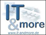 Logo IT & more