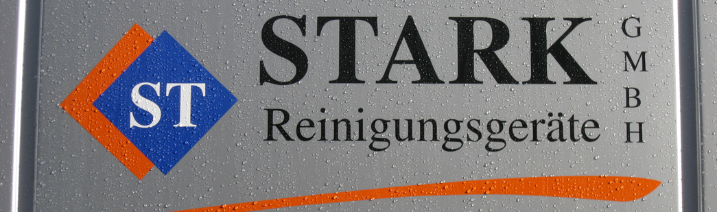 Stark Reinigungsgeräte GmbH - Alles aus einer Hand