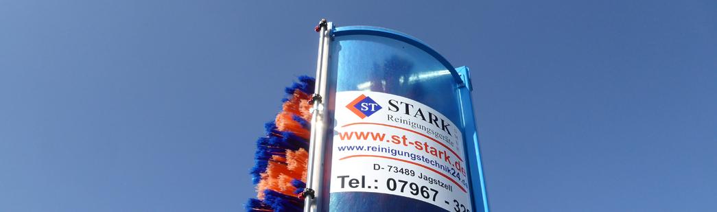 Stark Reinigungsgeräte GmbH - Mobile Waschbürste STARK