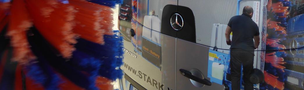 Stark Reinigungsgeräte GmbH - Truck Waschanlage