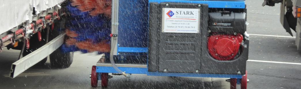 Stark Reinigungsgeräte GmbH - Problemloser Fahrantrieb