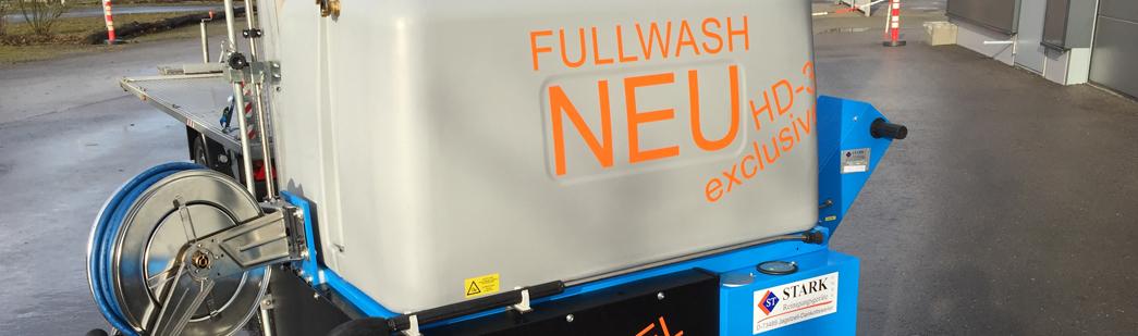 Stark Reinigungsgeräte GmbH - Hochdruck HD3 Fullwash