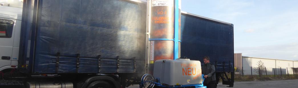 Stark Reinigungsgeräte GmbH - Mobil inkl. HD Reiniger